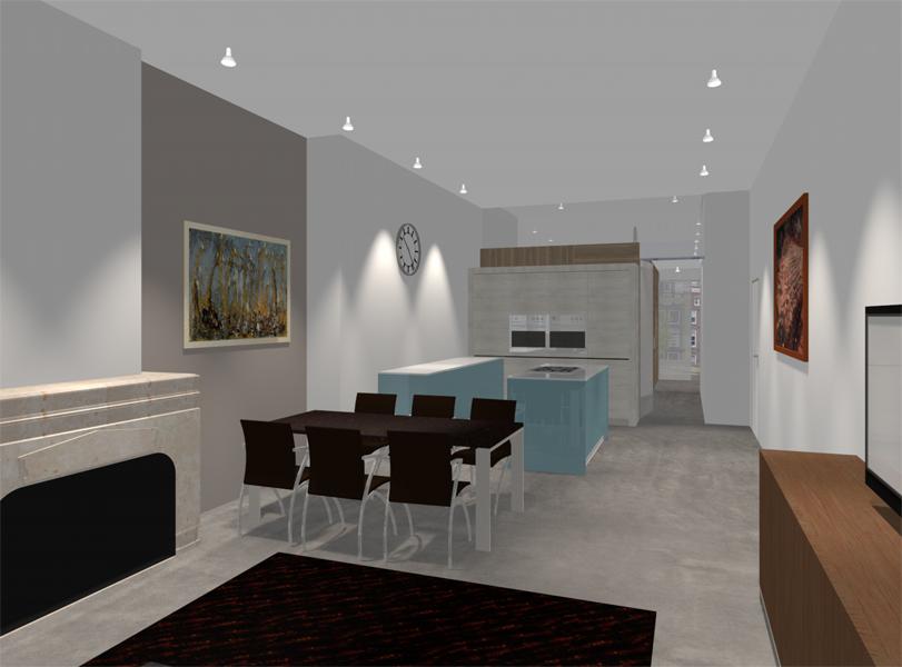 Keuken Verbouwen Aannemer Bouwbedrijf Stoffers Assen
